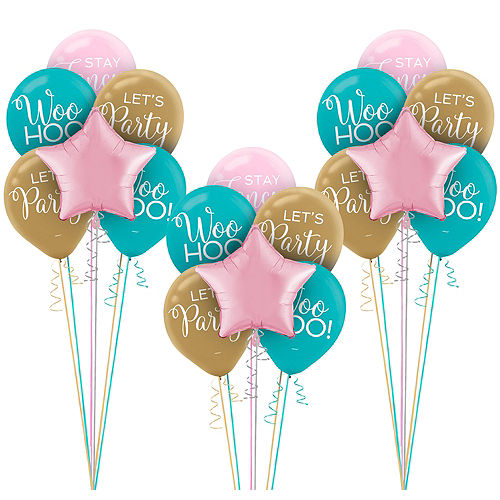 Confetti Fun Birthday Balloon Kit