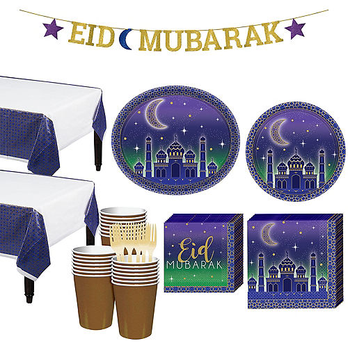 Eid Basic Party Kit For 32 Guests