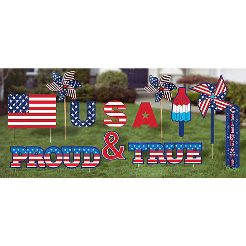 e5bf1251f7d 4th of July Party Supplies - 4th of July Decorations   Party Ideas ...