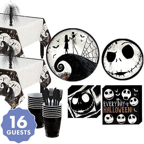 Nightmare Before Christmas Decorations Supplies Party City