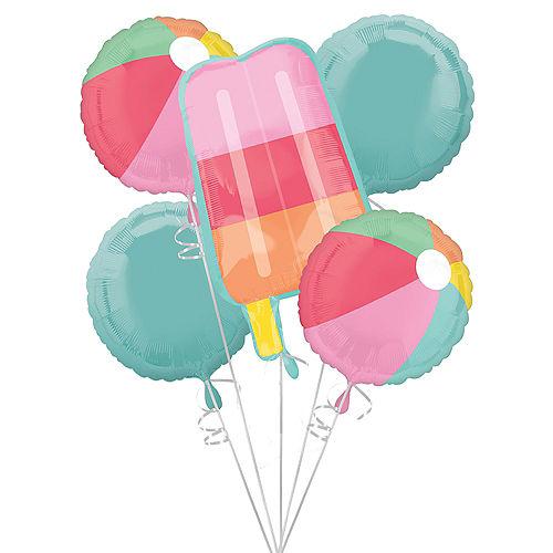 Just Chillin Balloon Bouquet 5pc