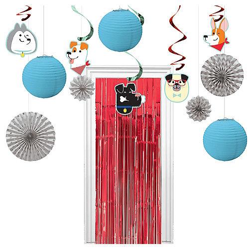 Dog Party Decorating Kit