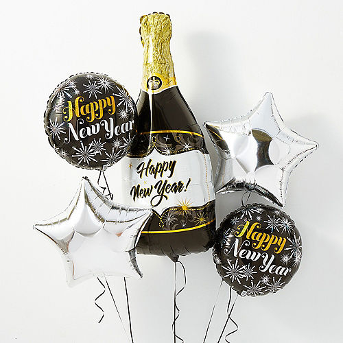 2019 Happy New Year S Eve Balloons Balloon Decorations Party