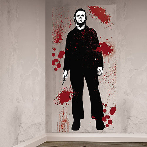 Michael Myers Scene Setter Add-On - Halloween II