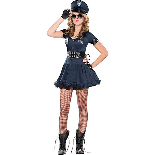 Adult Locked N Loaded Cop Costume