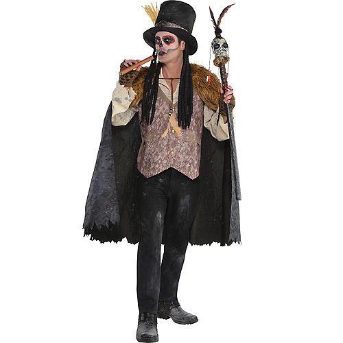 Adult Witch Doctor Costume