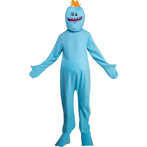 Adult Mr. Meeseeks Costume - Rick and Morty