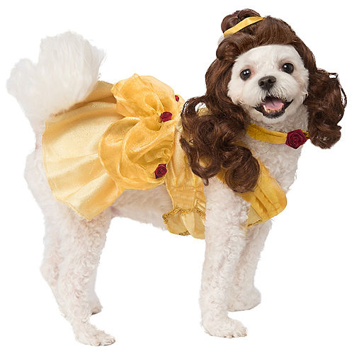Belle Dog Costume - Beauty and the Beast