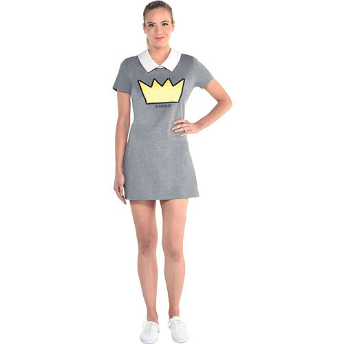 Adult Betty Cooper Crown Dress - Riverdale