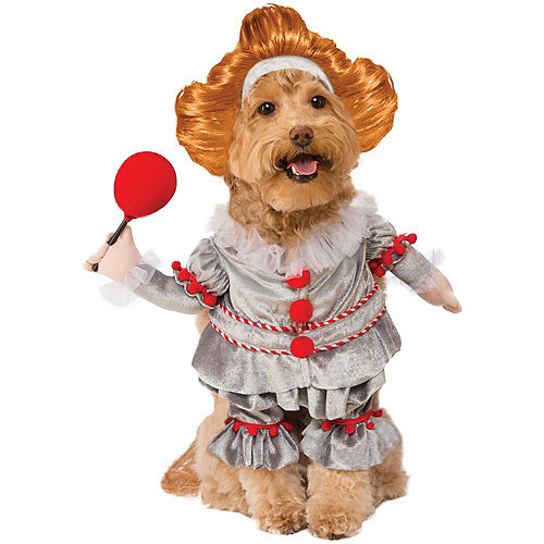 Walking Pennywise Dog Costume - It