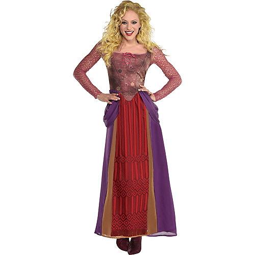 Adult Sarah Sanderson Costume - Disney Hocus Pocus