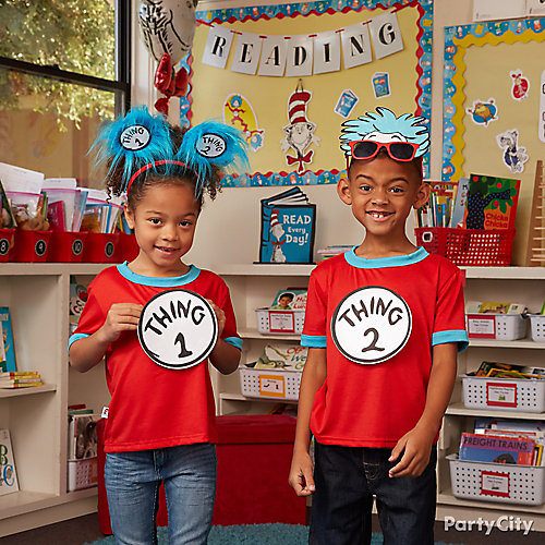 Thing 1 Thing 2 Outfits Idea