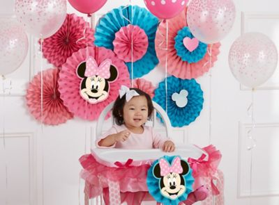 Minnie Mouse First Birthday Ideas