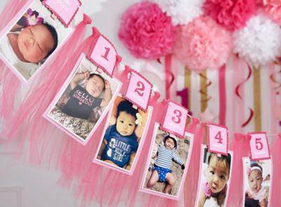 Twinkle Girl First Birthday Ideas